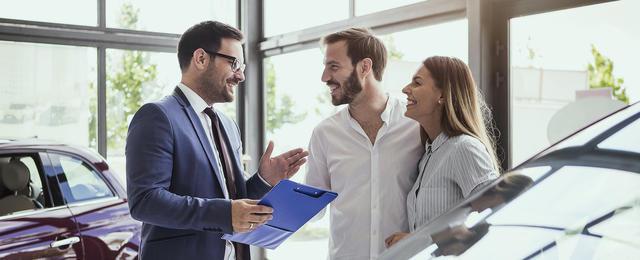 Finalized car purchase loan